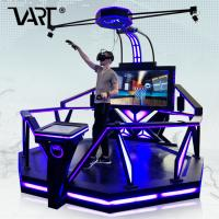 Game Center Stand Up Platform VR Theme Park HTC Vive Virtual Reality VR Simulator
