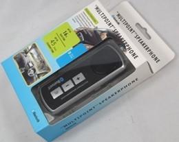 China Sunvisor Bluetooth Car Kit on sale
