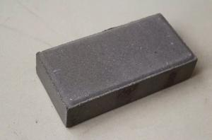 Quality No Pollution Landscaping Bricks Square Bricks Rain Erosion Resistant for sale