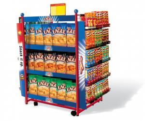 Potato Chip Amp Snack Display Rack For Sale Pop Display