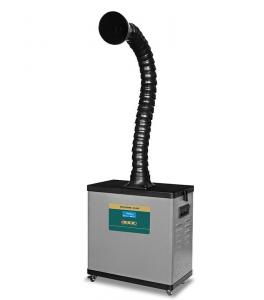 China 80W Digital Welding Fume Extraction System , Solder Smoke Absorber For Industry on sale