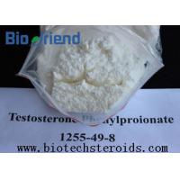 White powder 98% Injectable Anabolic Steroids Testosterone Phenylpropionate CAS 1255-49-8