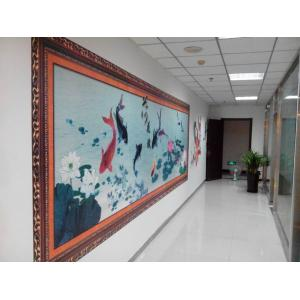 China Vertical mural painting machine to painting pictures from bottom to top on sale