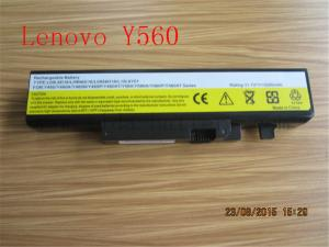 China Wholesale 6 Cells Rechargeable Battery/battery charger/laptop battery/ li-ion battery  for Lenovo (Y560 Y460 Y460A on sale