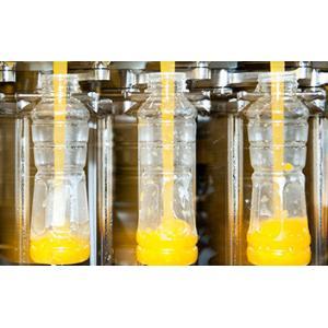 China Fruit juice packaging machine / beverage filling machine Environmental on sale