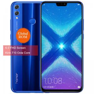 China Wholesale Huawei Honor 8X Smartphone Global ROM Dual SIM 20MP AI Camera 6.5 FHD Touch ID on sale