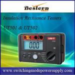 Тестеры УТ501-УТ502 сопротивления изоляции