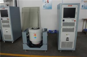 China Shaker Testing Device Vibration Testing Machine for  Lithium Battery Pack Safety Testing on sale
