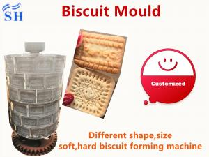 China SAIHENG dog biscuit production line small capacity biscuit production line biscuit making machine industry on sale