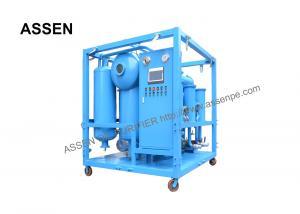 China ASSEN ZUD-150 9000L/H Ultra High Voltage Transformer Oil Filtration Machine, Insulating Oil Treatment Equipment on sale