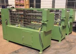 China Heavy Hexagonal Mesh Weaving Machine / Spring Coiling Machine And Bobbin Machine on sale