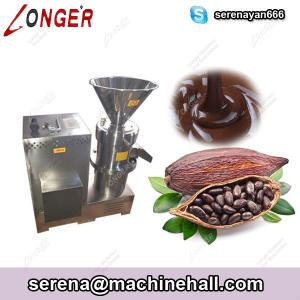 China Industrial Cocoa Bean Grinding Machine Price|Cacao Processing Equipment for Business on sale