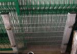 Airport perimeter 358 security mesh durable for military sites ISO SGS approved