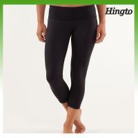 Breathable Plus Size Yoga Clothes , Women Nylon Spandex Fitness Wear