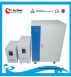 solar power generator // home used portable off grid generator