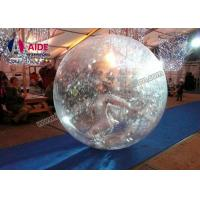 Inflatable Water Walking Ball Zorb Ball 2M Dia Inflatable Balls You Can Get Inside