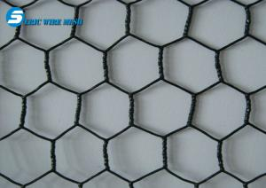 China 1, 2 mesh Cheap Chicken Wire mesh Roll/Rabbit wire Mesh /Galvanized Hexagonal Wire Mesh on sale