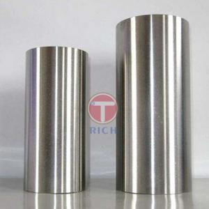 China Titanium / Titanium Alloy Structural Steel Pipe Bars Billets High Strength on sale