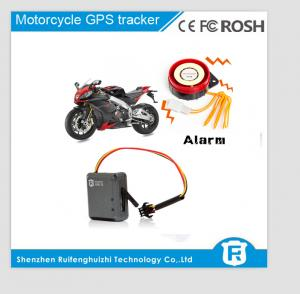China GPS GSM Vehicle Motorcycle Tracker V10+ on sale