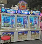Best Revenue Redemption Happy Ball Pusher Lottery Ticket Game Machine Sale For Game Center