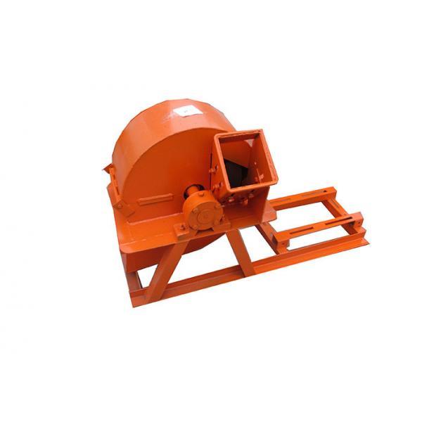 Home Electric Wood Crusher Machine For Sawdust / Tree Shredder for ...