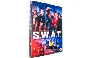 China S.W.A.T. Season 1 DVD Movie TV Action Adventure Crime Series TV Show DVD UK Edition on sale