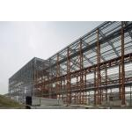 Optimized Industrial Steel Buildings Warehouse Fabrication For Agricultural