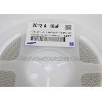China Professional 10uF 106K Radial Ceramic Capacitor 10V CL21A106KPFNNNE on sale