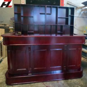 Mahogany Home Bar- Bar Counters for sale – Hotel Counter ...