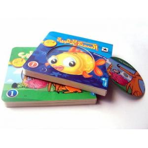 China Customizable Full color paper board educational Childrens Book Printing for boys and girls on sale
