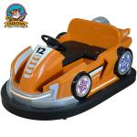 360 Degree Circling Amusement Park Bumper Cars For Game Machine Theme House