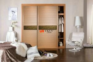 China Europe E1 Scratch poof Aluminum Louver Door with Drawers / Tie rack on sale