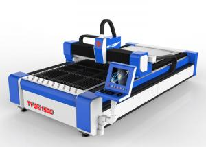 China 500W Fiber Laser Cutting Machine For Stainless Steel / MS  High Speed 100m / Min on sale