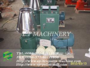 China Popular Flat Die Pellets Pressing Machine on sale