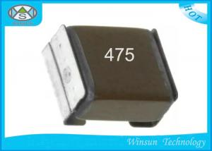 China TDK Metal frame Multilayer Ceramic Chip/SMD Capacitors CKG57NX7R2A475MT009W For LED , HID on sale