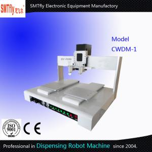 China Industrial Benchtop Automatic Smt Solder Paste Dispensing Robot on sale