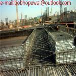 Metal High Ribbed formwork/Hot-GI rib lath manufacturer/formwork hy rib lath, template formwork