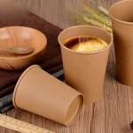 Stackable Offset Printing Recyclable Disposable Cups