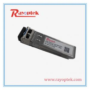 China Industrial 10G 1.4km Dual LC 1310nm SFP+ Transceiver on sale
