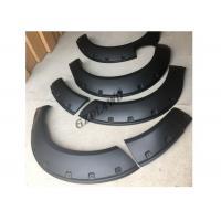Navara NP300 Pickup Accessories Fender Flares Wheel Arch PP Material Fender Trims