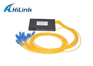China FTTH 3.0 Optical Transceiver Module Splitter 1x12 PLC SC UPC Connector New Condition on sale