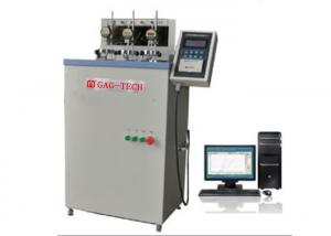 China ISO HDT VICAT Testing Machine , Vicat Softening Point Test Apparatus Multi Stations on sale
