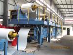 3 cadena de producción continua del panel de bocadillo de la PU de la fase 1200m m automática