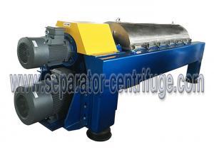 China 18 Diameter Automatic Horizontal 3 Phase Centrifuge with Two Motors on sale