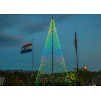 Outdoor LED Christmas Tree Display Outdoor IP65 Waterproof LED Christmas Tree Screen