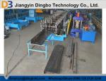 Mould Hydraulic CuttingAutomatic Punch Steel Cable Tray Roll Forming Machine