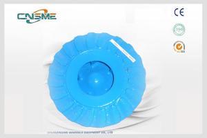 China Interchangeable Slurry Pump Parts High Chrome Alloy Pump Impeller Parts on sale