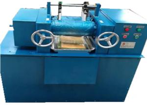 China Silicone rubber mixer Laboratory rubber mixer Roller mill on sale
