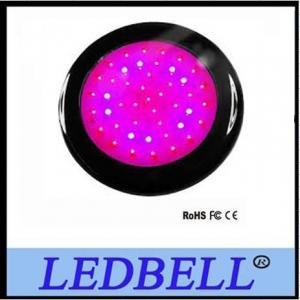 China Les lumières croissantes menées hydroponiques d'usine de plein spectre, UFO 90w mené élèvent la lampe on sale