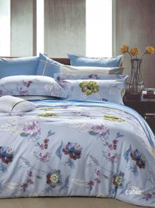 China Warm Comfortable Cotton Bed Set USA Cotton Durable for Home 200TC on sale